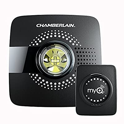 Chamberlain MyQ-G0301 Hub Upgrade Your Existing Garage Door Opener with MyQ Smart Phone Control