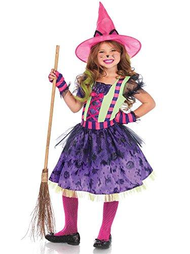 Leg Avenue Children's Black Cat Witch (Cute Black Cat Costume)