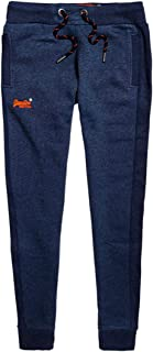 Superdry Label Cuffed Jogger, Pantaloni Sportivi Uomo M70900IR