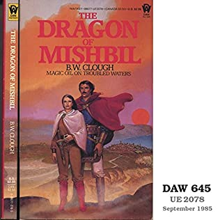 book cover of The Dragon of Mishbil