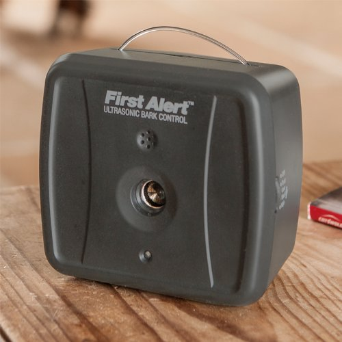 First Alert Bark Genie Automatic Bark Control Device