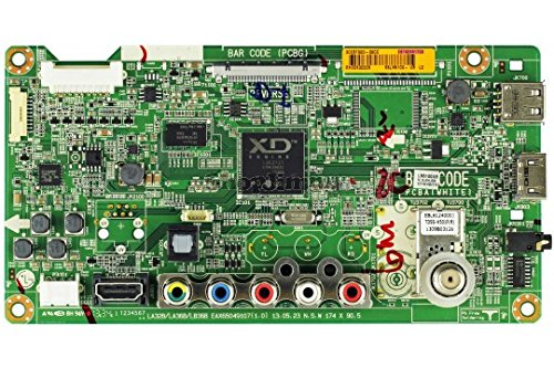 LG EBT62681709 Main Board for 55LN5100-UB.BUSVLHR