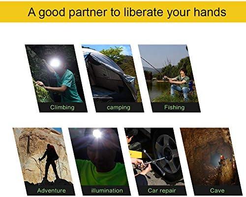 bater/ía Impermeable de los Deportes al Aire Libre Ciclismo Bicicleta luz con SOS wishtile Boruit Marca Nueva B10/xmm-l2/LED Camping Caza Pesca Headlamp Headlight Linterna
