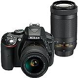 Nikon D5300 Digital SLR Camera Dual Lens Kit
