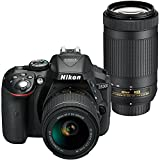 Nikon D5300 Digital SLR Camera Dual Lens Kit For Sale
