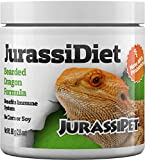 JurassiDiet - Bearded Dragon, 80 g / 2.8 oz.