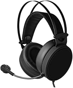 New One Headsetbass Stereo Gaming Headphones for Mobile Phone Computer Tv Tablet with Mic