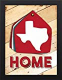 18x24 Texas Home Swatch by Grey, Jace: Studio Black JG-RC-595A