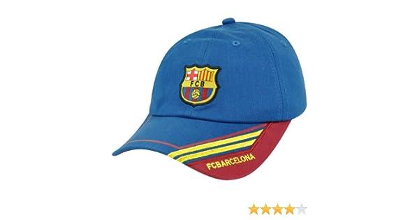 Amazon.com : FC Barcelona Spain Espana La Liga Barca Garment Wash Gorra Hat Cap Futbol Soccer : Sports & Outdoors