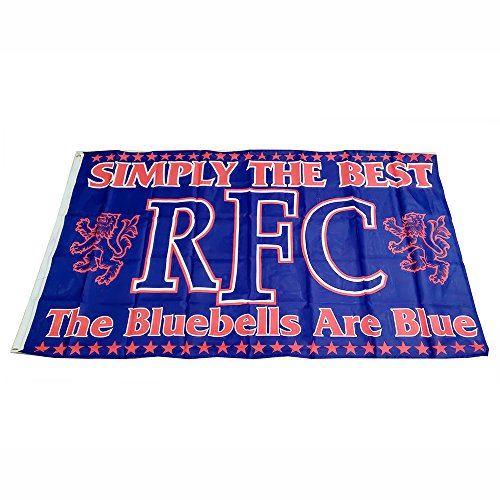 RFC Rangers Supporters SIMPLY THE BEST - THE BLUEBELLS ARE B