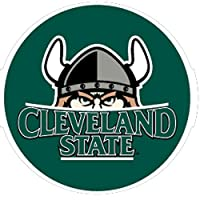 NCAA Cleveland State Vikings Power Decal