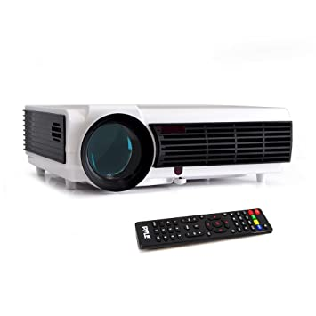 Pyle Proyector de video 1080P Full HD profesional cine en casa ...