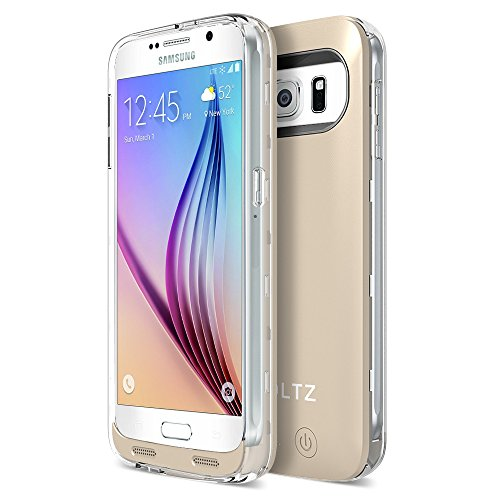 Galaxy S6 Battery Case, ZVOLTZ ZT6 Galaxy S6 Battery Case