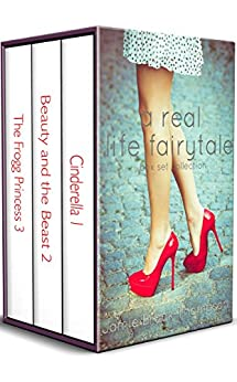 a REAL life fairy tale boxed set: books 1-3: Cinderella, Beauty and the Beast, and The Frogg Princess (A Silver Creek Novella Series) by [Thompson, Jamie Brook]
