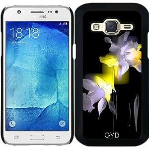 Funda para Samsung Galaxy J5 2015 (SM-J500) - Narcisos Cubistas by LesImagesdeJon