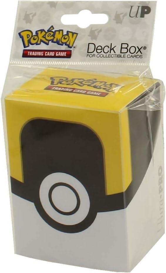 Pokemon Ultra Ball Deck Box: Amazon.es: Juguetes y juegos