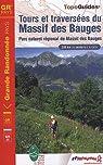 Tours traversées massif Bauges : Parc naturel régional du Massif des Bauges par Lethiec