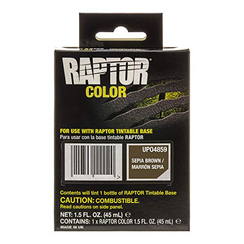 U-Pol Raptor Color Tint Pouches - Light Brown