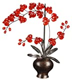 Home Source 400-26703 Decorative Wall Art, 24.41 by 22 by 1.77-Inch