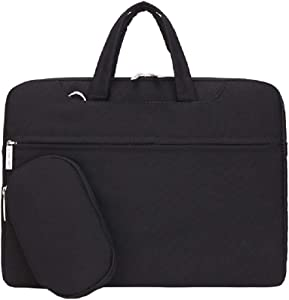 "Laptop Case,SNOW WI 12-15.6"" Fashion Laptop Shoulder Bag for MacBook,Acer,Asus"