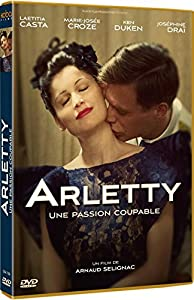 """Afficher """"Arletty, une passion coupable"""""""