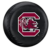 Fremont Die NCAA South Carolina Fighting Tire Cover, Large Size (30-32'' Diameter)
