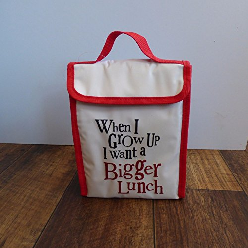 The Bright Side must-haveable Lunchtasche–When I Grow Up