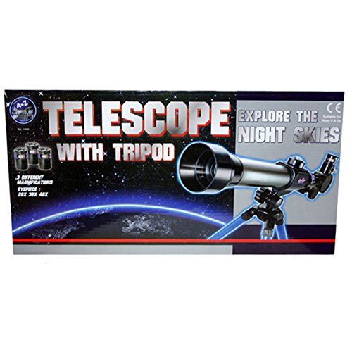A to Z 01886 Telescope