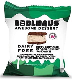 product image for Coolhaus Dairy Free Frozen Dessert, Dirty Mint Chip, 5.8 oz (1 Frozen Dessert Sandwich)