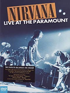 Nirvana Live At Reading