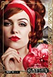 The Great Gatsby (2013) 27 x 40 Movie Poster Leonardo DiCaprio, Joel Edgerton, Tobey Maguire, Style G