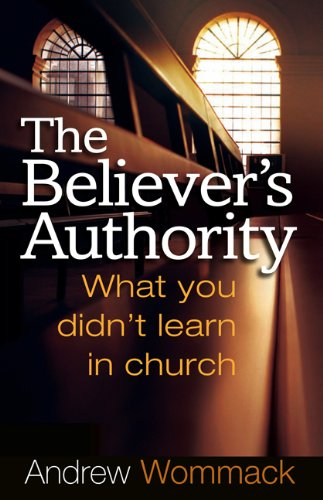 THE BELIEVER AUTHORITY PDF DOWNLOAD