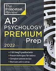 Princeton Review AP Psychology Premium Prep, 2022: 5 Practice Tests + Complete Content Review + Strategies & Techniques (College Test ... Content Review + Strategies & Techniques