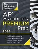 Princeton Review AP Psychology Premium