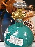 40 cu/ft 75% Argon 25% CO2 Welding Gas Cylinder