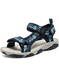 Fantiny Girl's Boy's Sports Sandals Open Toe Athletic Beach Shoes (Toddler/Little Kid/Big Kid)