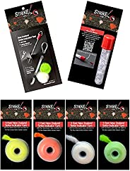 New Zealand Strike Indicator - Combo Pack Deluxe with Yarn Spools and Pre-Cut Sleeves