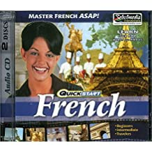 QuickStart French Audio CD