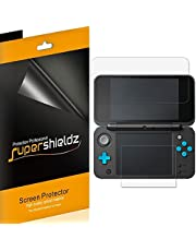 [3-Pack] Supershieldz for Nintendo 2DS XL Screen Protector Anti-Glare & Anti-Fingerprint (Matte) Shield + Lifetime Replacements Warranty