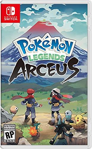 Pokemon Legends: Arceus – Nintendo Switch