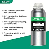 eSUN 3D Printer bio Resin for LCD 3D Printers, 500g