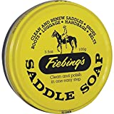 Fiebing Company Saddle Soap Yellow, 3 Ounce