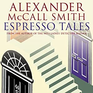 Espresso Tales Audiobook