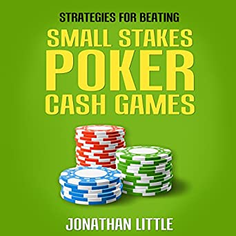 Best cash game strategy poker soaring eagle casino poker room review