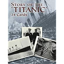 """Story of the """"Titanic"""": 24 Cards"""