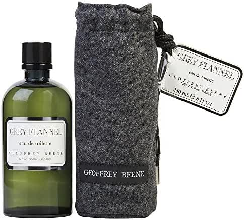 GREY FLANNEL by Geoffrey Beene EDT 8 OZ (Package Of 2)