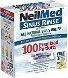 NeilMed's Sinus Rinse Extra Strength Pre-Mixed
