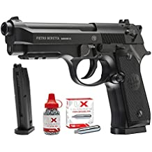 Beretta 92A1 CO2 Full Auto BB Pistol Combo air pistol