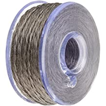 CanaKit Conductive Thread Bobbin (Pack of 2 x 30ft Bobbins)