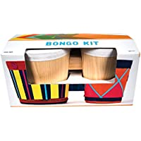 Kid Made Modern Bongo Craft Kit - Bongo Drum For Kids Art...